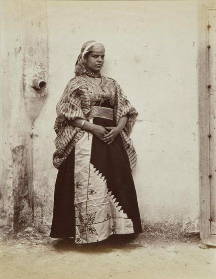 Moroccan Clothing  - Jewish From Tangier  Simchas Sca -2061