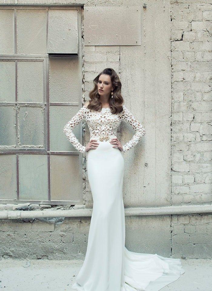 fantásticos vestidos de novias | colección ada hefetz | novias