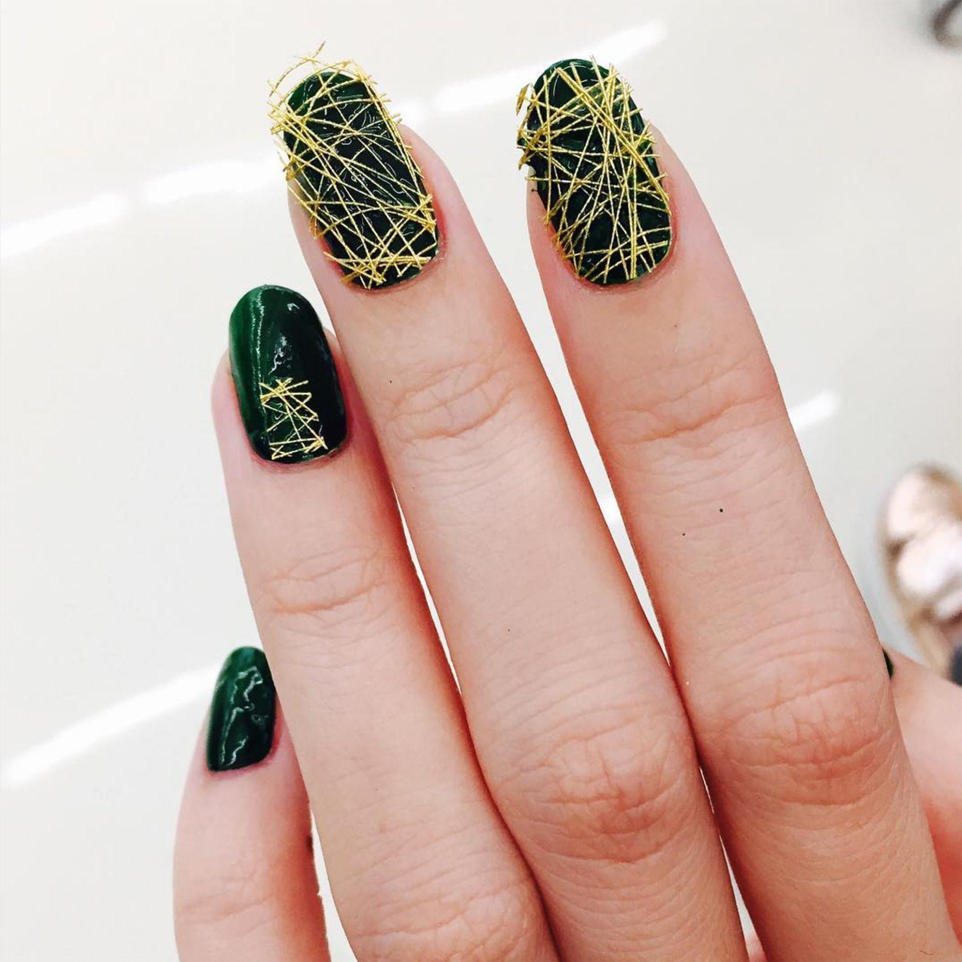 The Korean nail art looks we\'ve totally fallen for | Korean nail art
