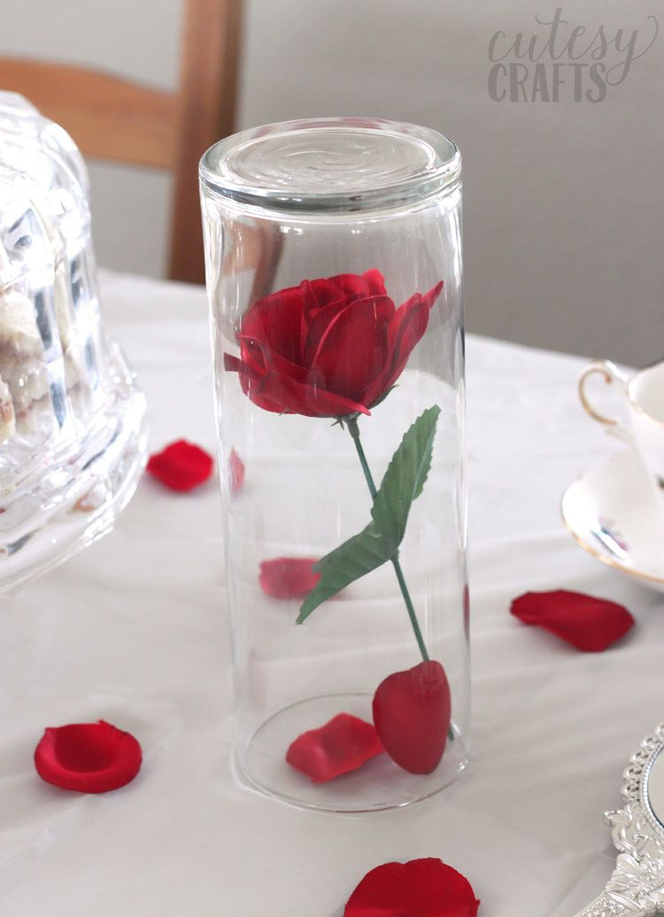 Easy Beauty And The Beast Party Ideas Beauty And The