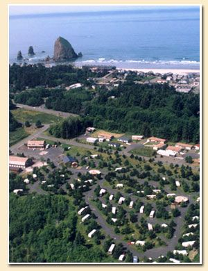 Cannon Beach Rv Resort Is A Full Service Facility Rated By Good Sam Woodalls And Wheelers