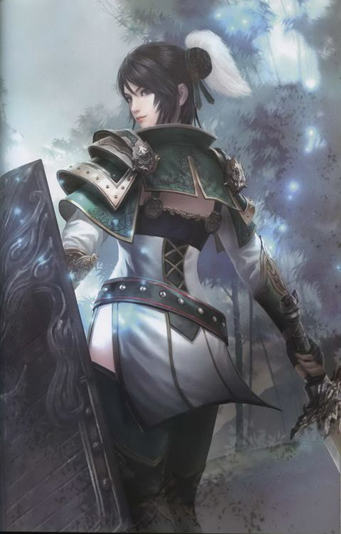 Xing Cai (Dynasty Warriors 8)