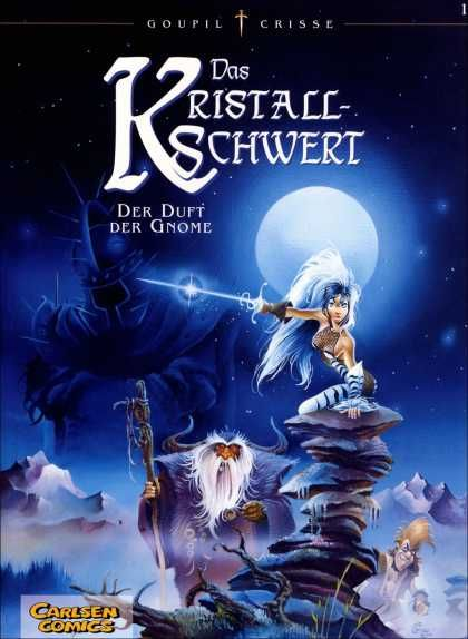 Goupil Crisse - Der Duft - Der Gnome - 1 - Carlesen Comics