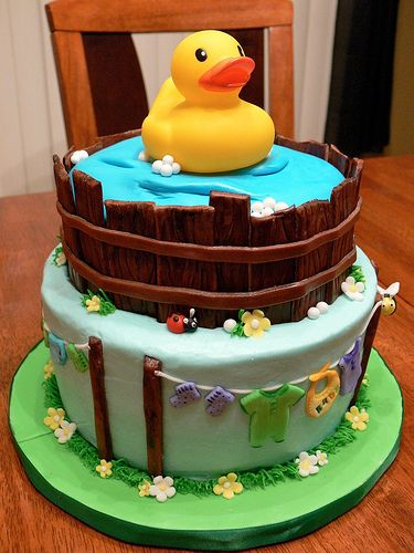 duck baby shower cake rubber duck baby shower cake i absolutely this cake 3761