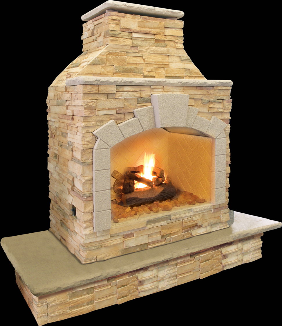 Cal Flame Outdoor Fireplaces And Fire Pits Outdoor Gas