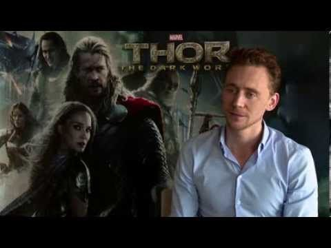 Tom Hiddleston Loved Being Punched By Natalie Portman