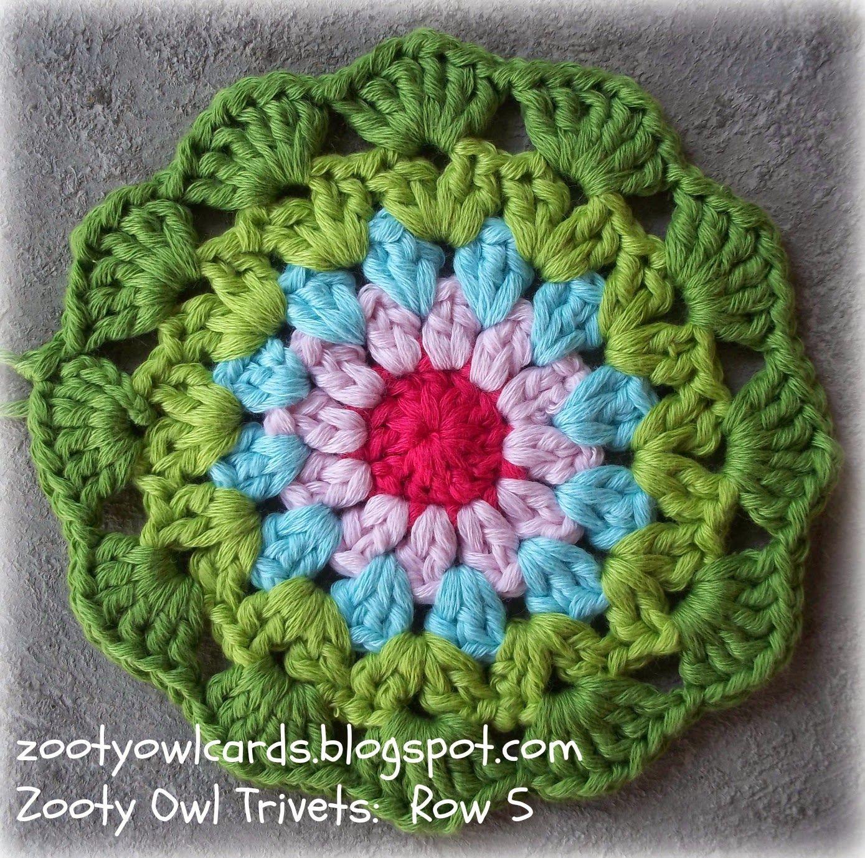 crochet trivets | Crochet | Pinterest | Crochet, Owl and Patterns
