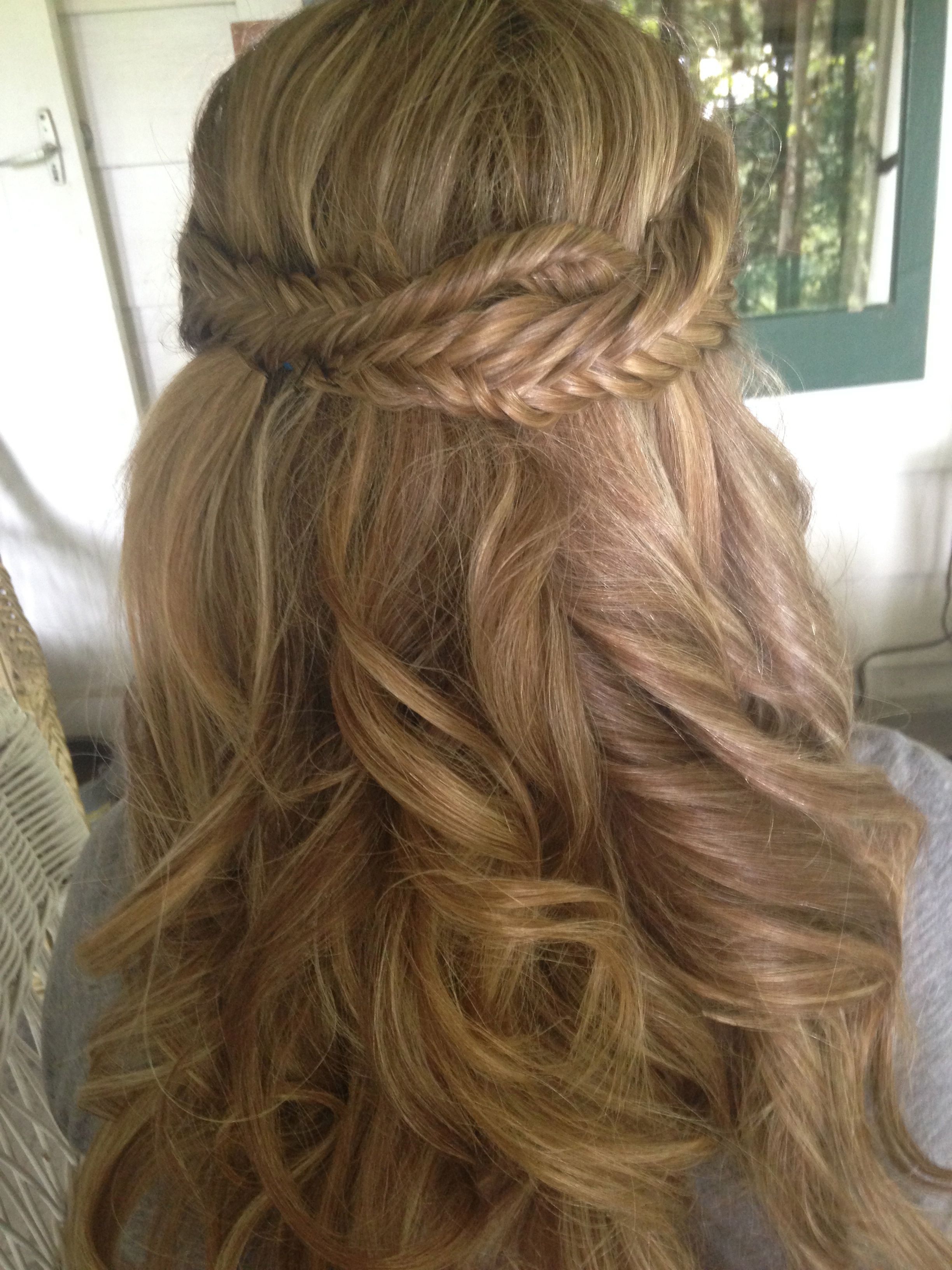 fish tales | country wedding hairstyles | hair styles