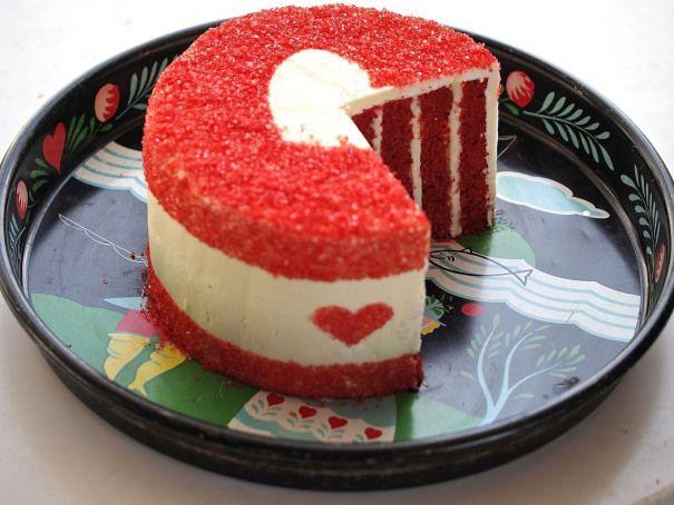 Years ago I created a cake called the