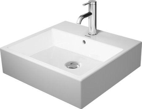 Vero air wastafel meubelwastafel #235050 duravit bathrooms