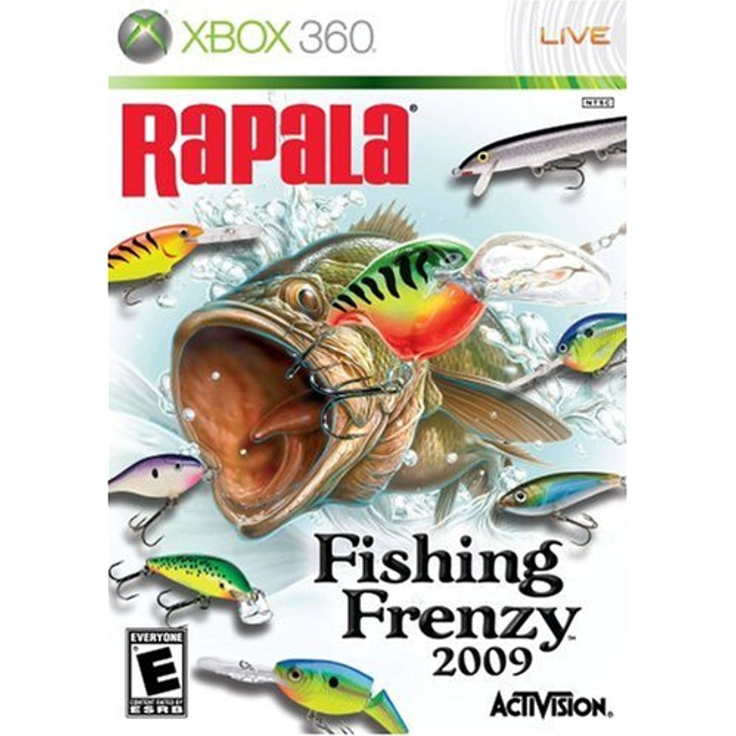 Rapala Fishing Frenzy Xbox 360 >>> Details can be found