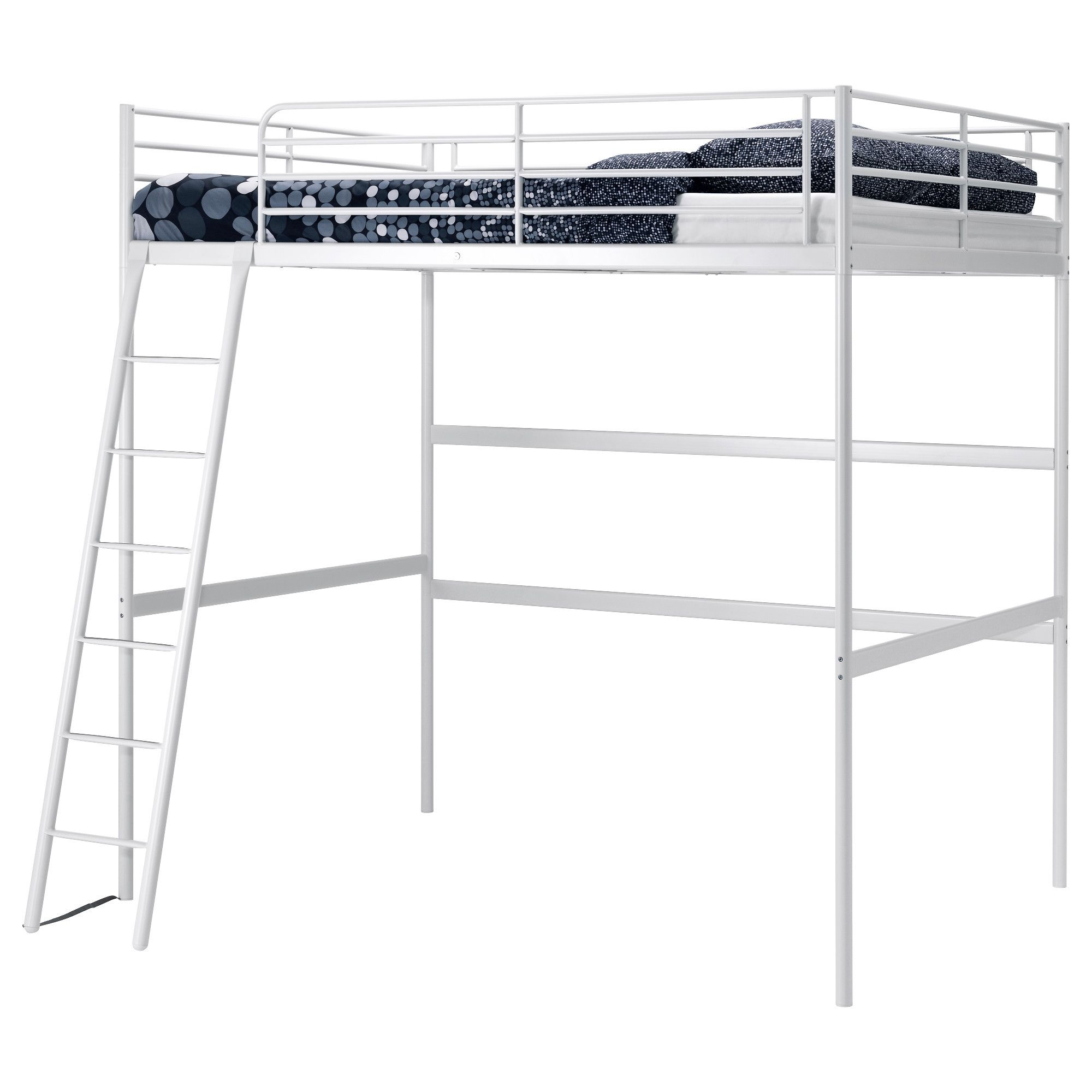 TromsÖ Loft Bed Frame Ikea White Family Member Price Regular 169 00price Undefined While Supplies