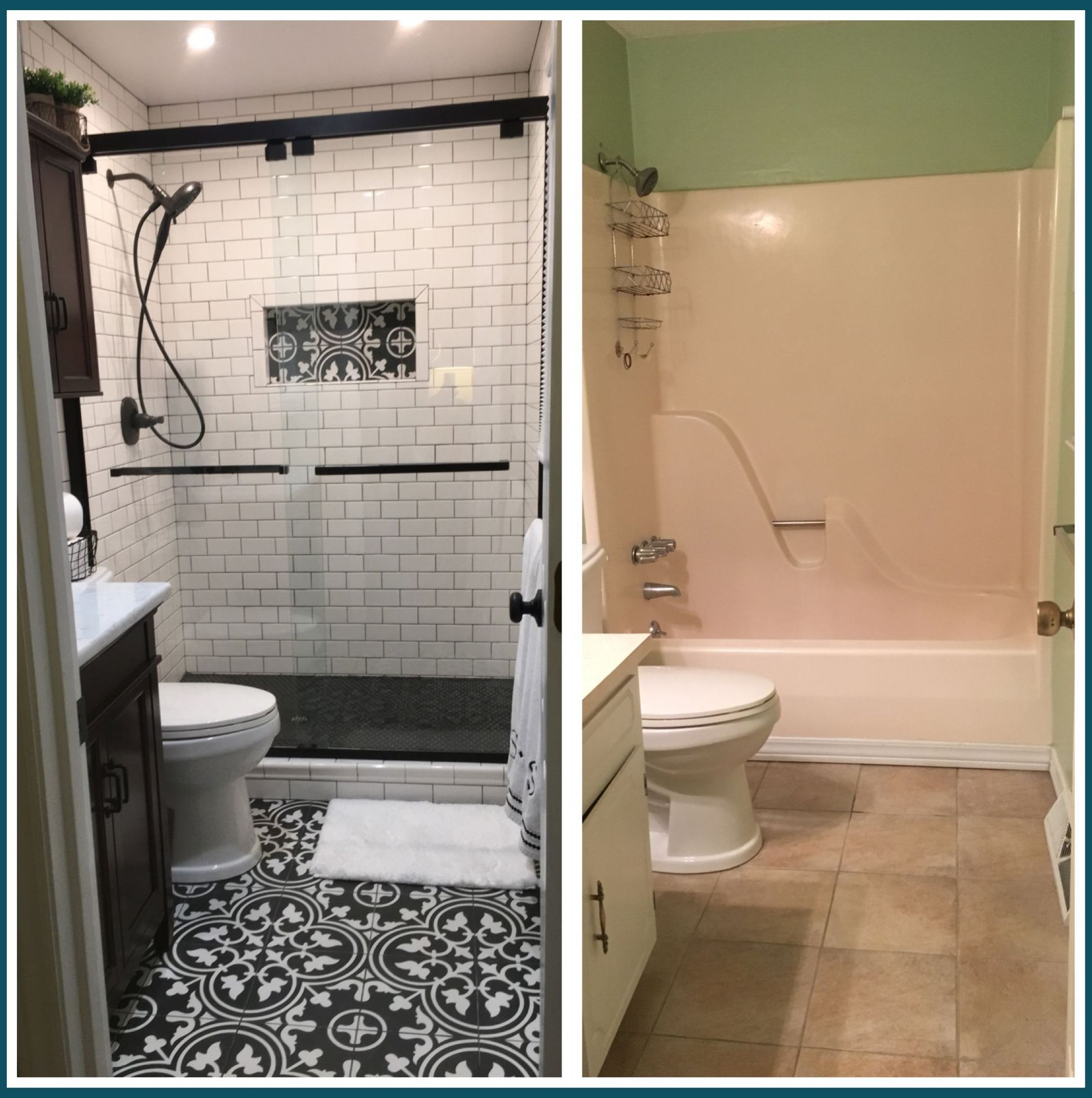 41 Ideas Of Bathroom Remodels For Tiny Rooms You Ll Wish To Replicate Tiny Bathroom Remodel Restroom Remodel Small Bathroom Remodel Bathrooms Remodel