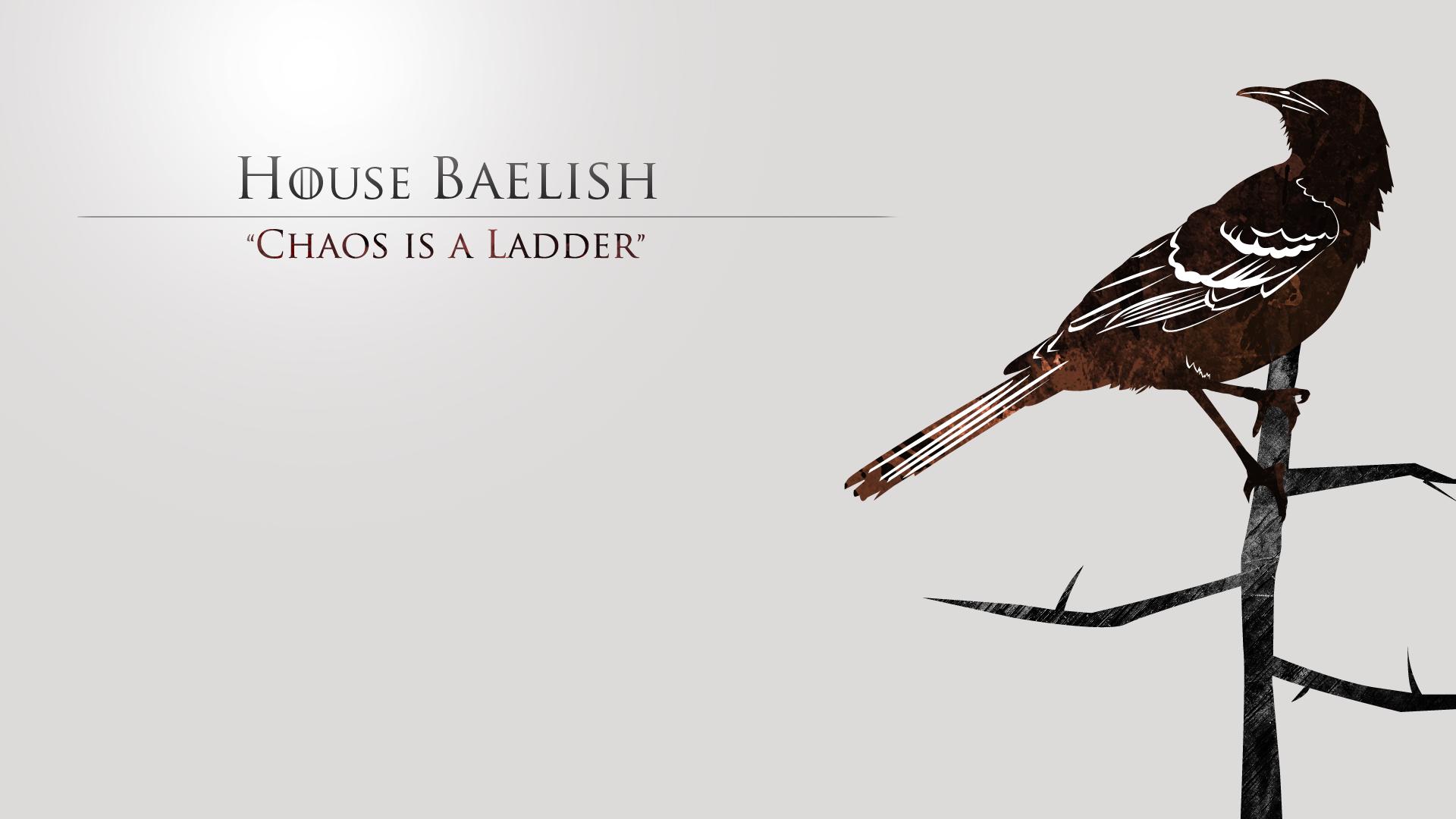 House Baelish wallpape...