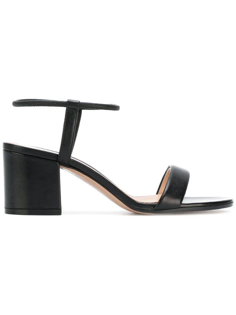 Block Heel Sandals Heels Black Sandals Block Heels