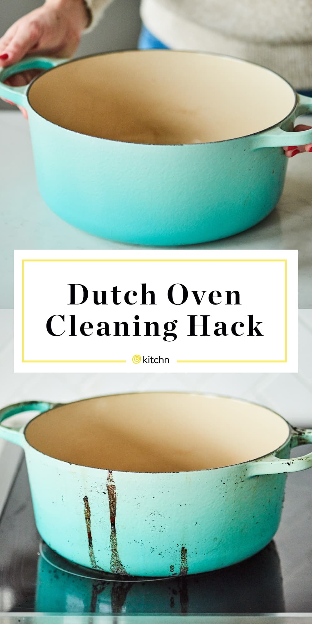 The Clever Reddit Tip For Getting A Le Creuset Dutch Oven Looking