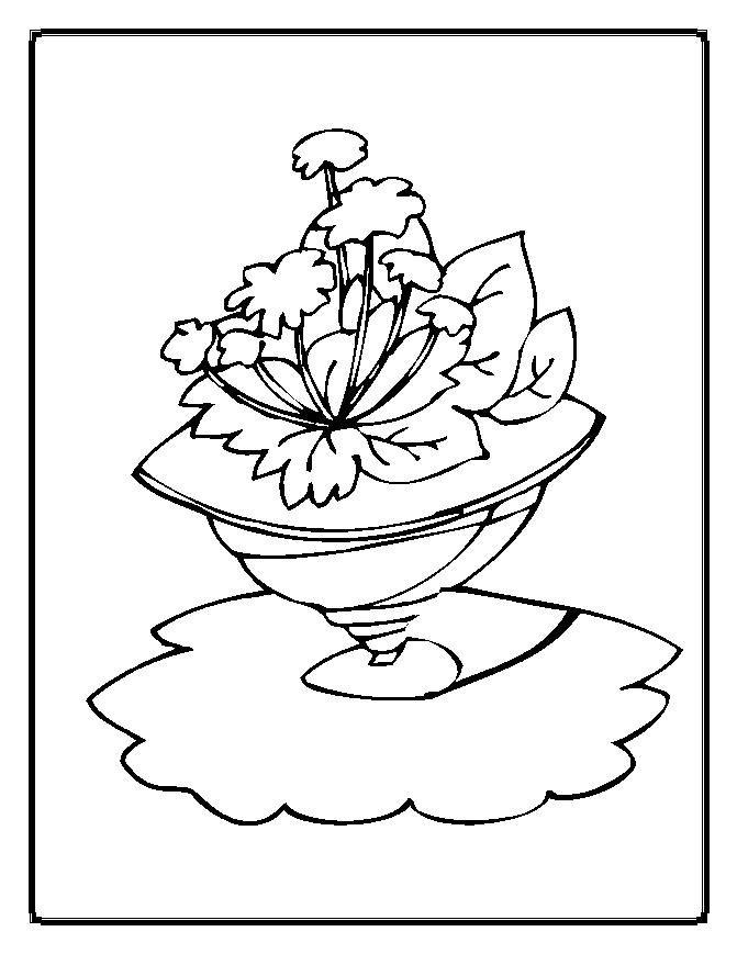 flores-para-colorear-6.jpg (671×869)