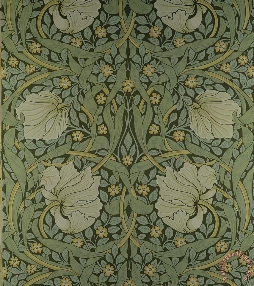 Pin by Monica Bortolussi on Wallpaper William morris