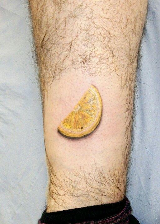 Slice Of Lemon Tattoo Aces High Tattoo Studio Hull Baby Tattoos Tattoo Studio Tattoos