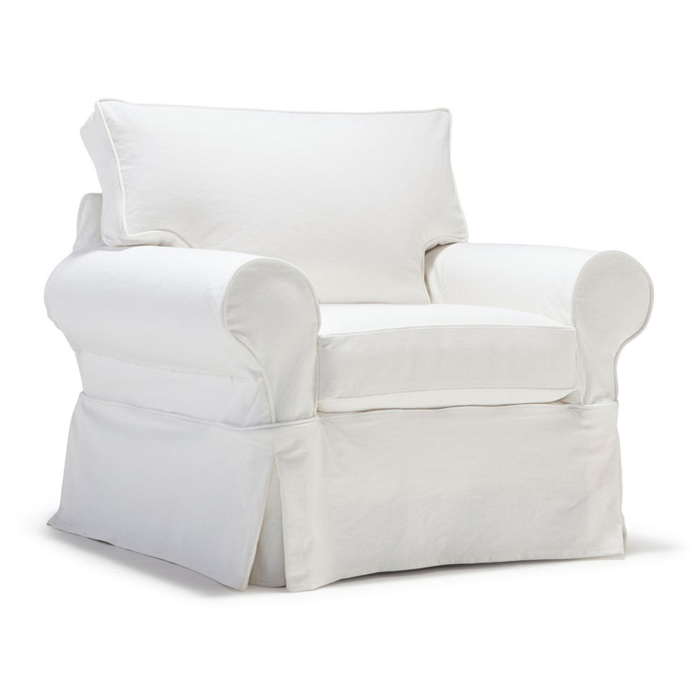 Miraculous Alexa Ii Slipcovered Chair Products In 2019 Slipcovers Theyellowbook Wood Chair Design Ideas Theyellowbookinfo
