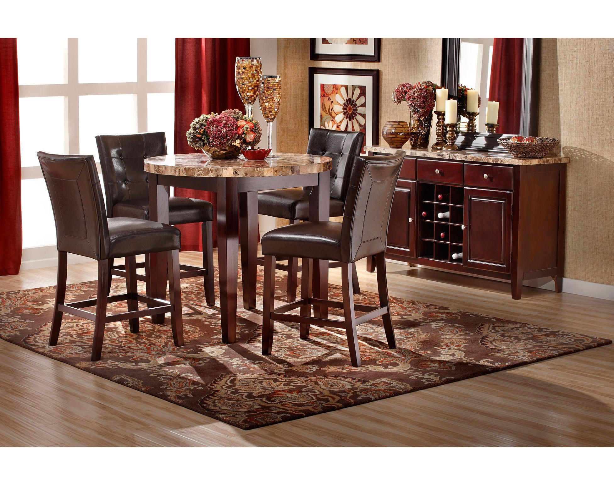Imperial 3 Pc. Pub Table Set  sc 1 st  Pinterest & Imperial 3 Pc. Pub Table Set | Pub table sets and PC