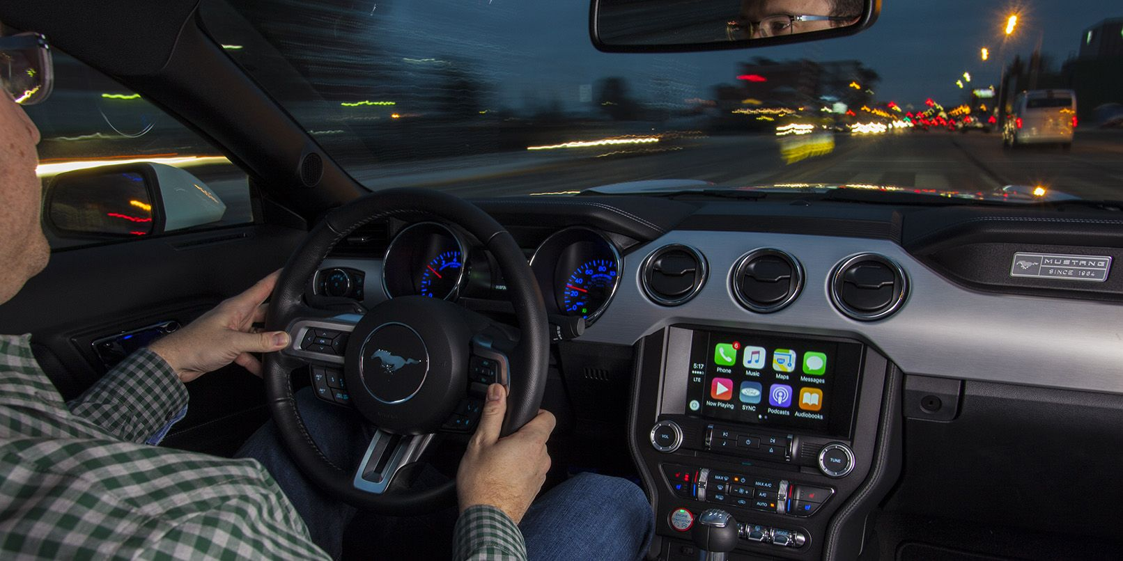 Apple's CarPlay and Android Auto are coming to Ford cars