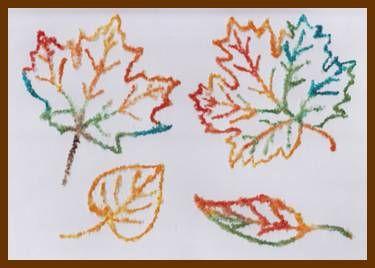 Kresba Lepidlem A Soli Pracovky Pinterest Crafts For Kids