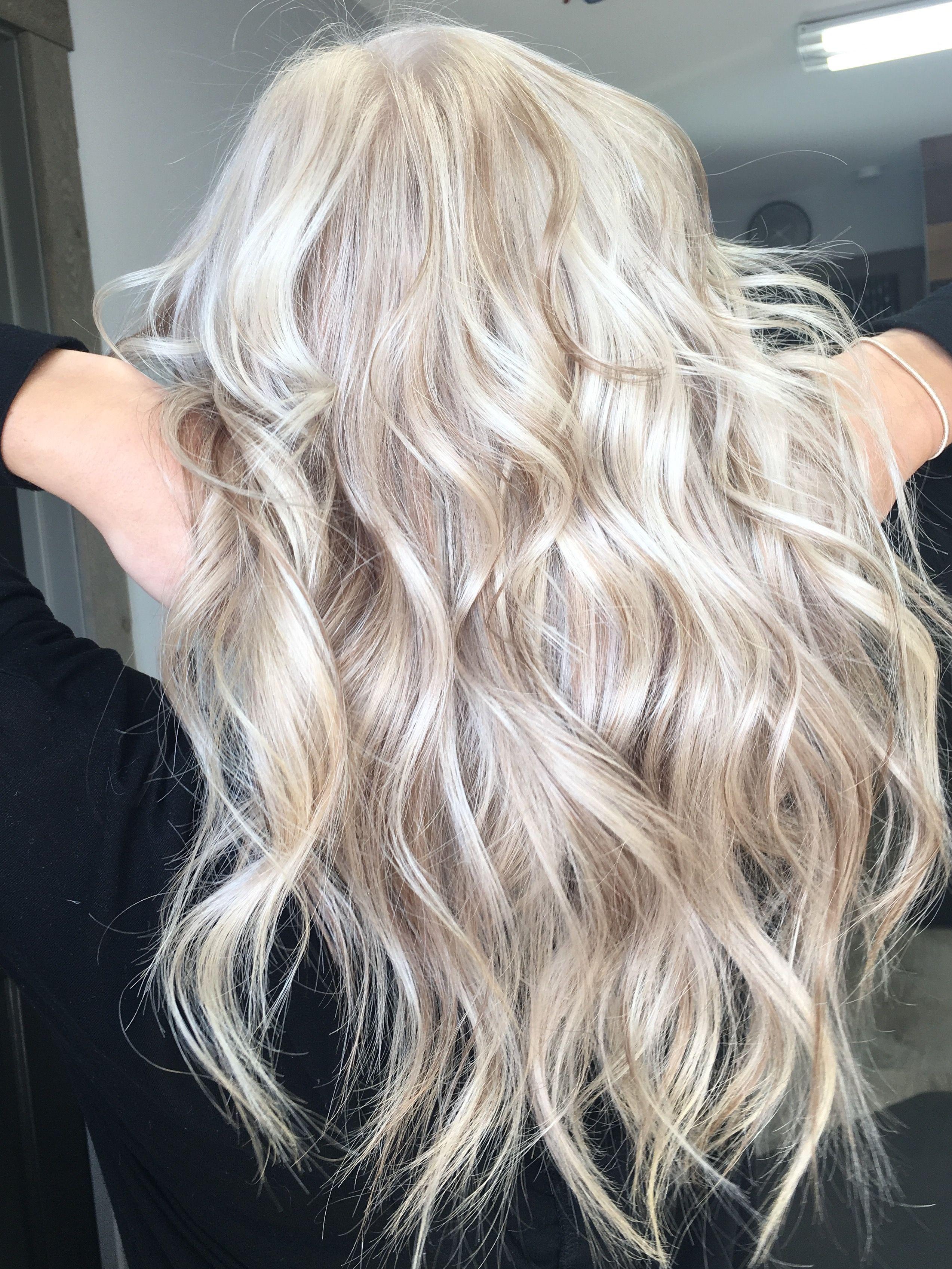 39++ Lowlights in white blonde hair ideas