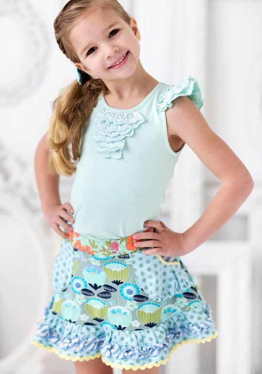 461ed0db6 Matilda Jane - All The Tickets Skirt | Kiddo Clothing | Matilda jane ...