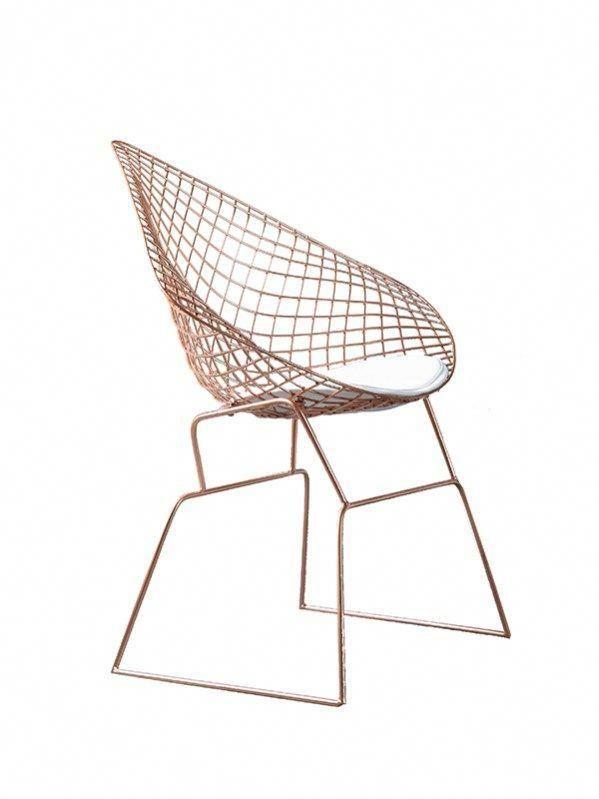 Best Minimalist Metal Lounge Chair Scandinavian Dining Chairs 400 x 300