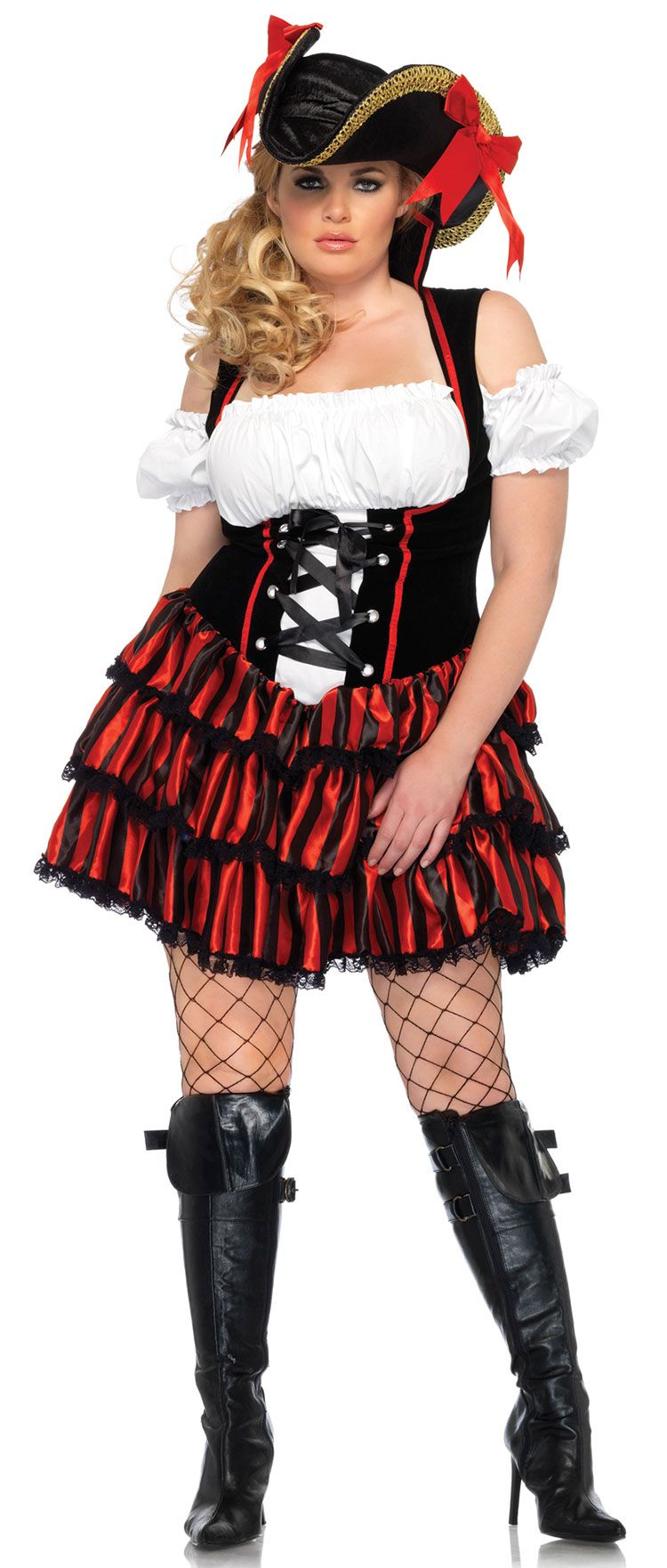plus size sexy shipwreck pirate costume | things actually in my