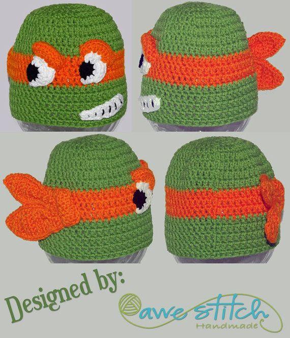 Teenage Mutant Ninja Turtles Inspired - TMNT - A Teenage Turtle ...