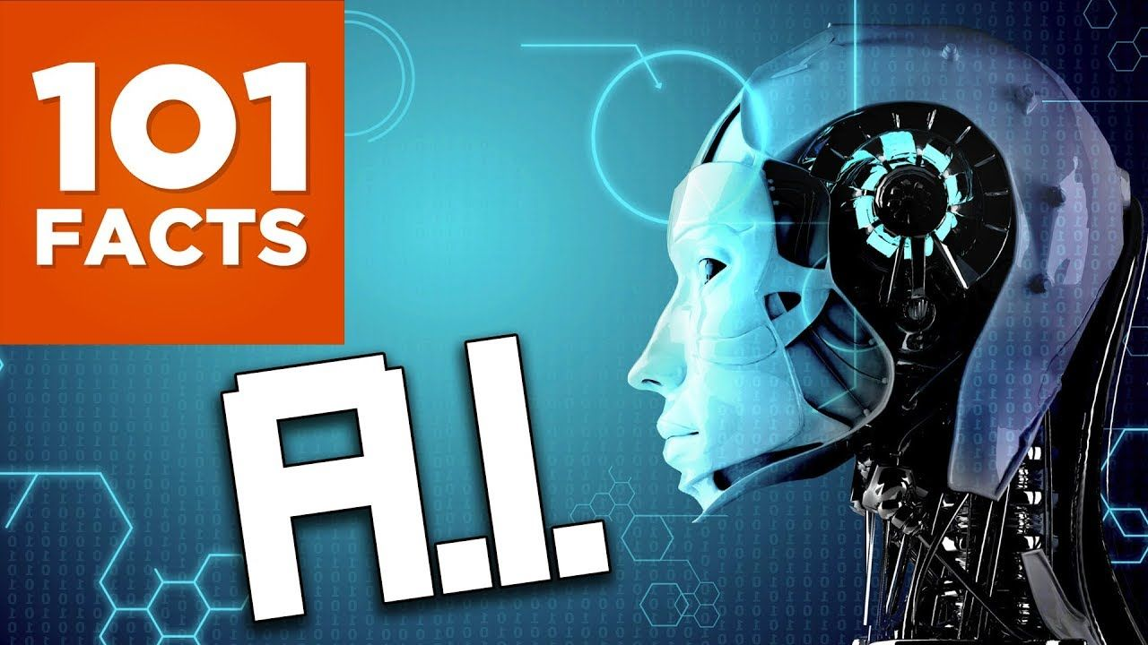 video - 101 facts about Artificial Inteigence