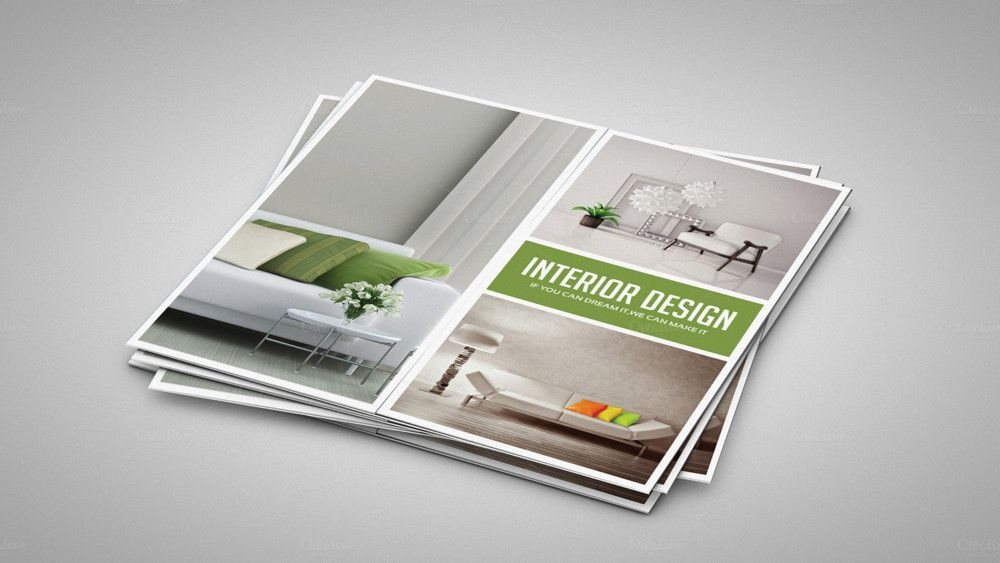 25+ Creative Brochure Template PSD, InDesign, IDML, EPS Format - interior design brochure template