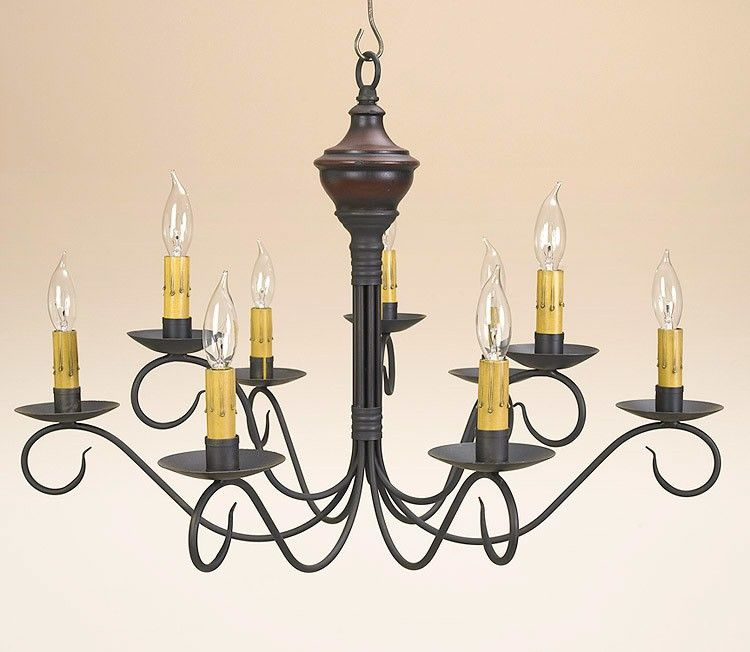 Chandeliers for your country early american colonial style chandeliers for your country early american colonial style setting or as an accent in mozeypictures Image collections