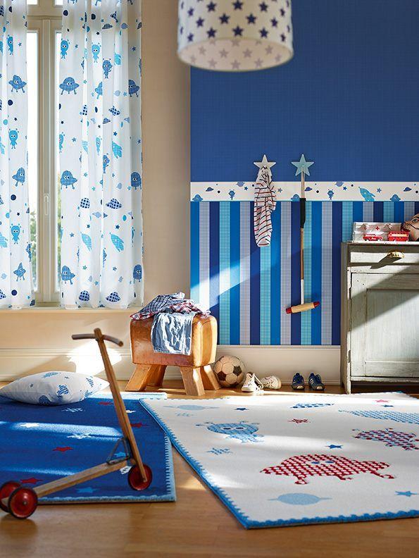 Pin On Tapete Kinderzimmer Junge Esprit