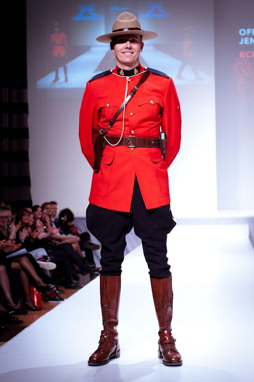 How do Canadians dress?