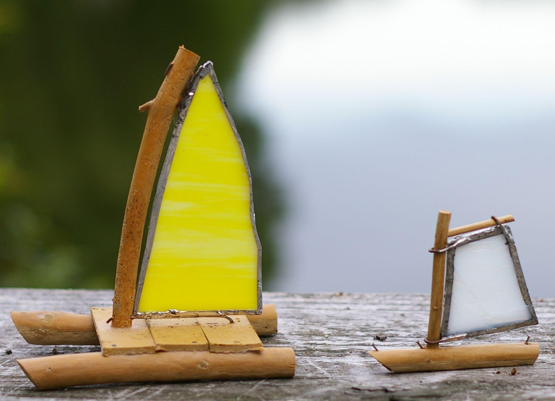selbermachen schiff aus treibholz und glas, von schlueterkunstu