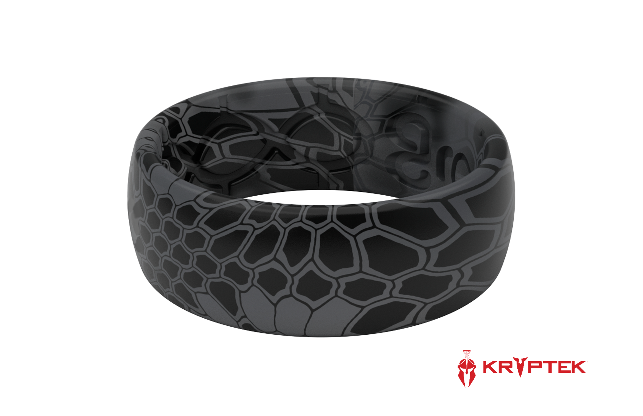 Original Camo Kryptek Typhon Silicone rings, Mens
