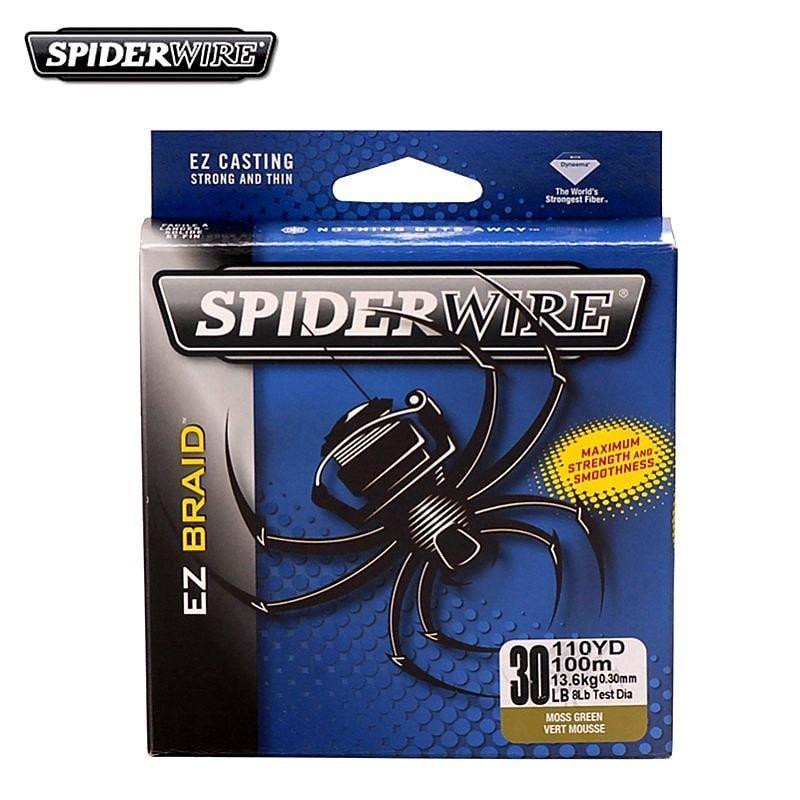 Spiderwire Superline Stealth Smooth 8 Translucent Braid Saltwater Fishing Line