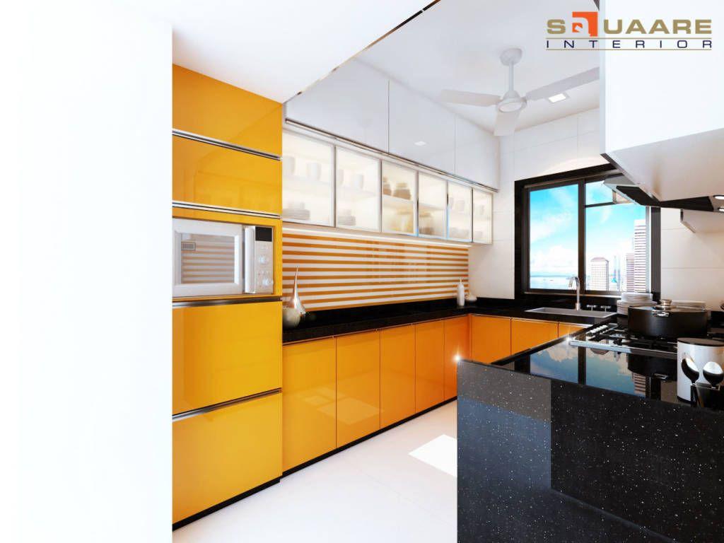 Kitchen (De Squaare Interior)