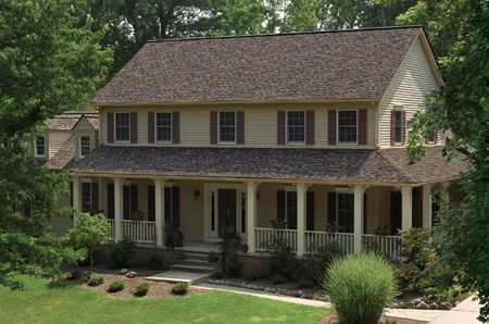 Vinyl Siding Color Scheme Siding Roofing Decking