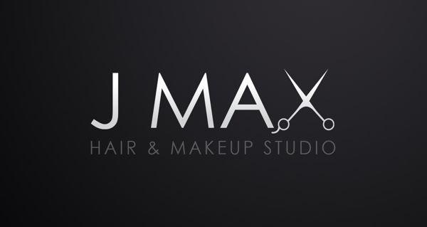 Jmax Hair Studio By Kence Tan Via Behance Logo Design Logo