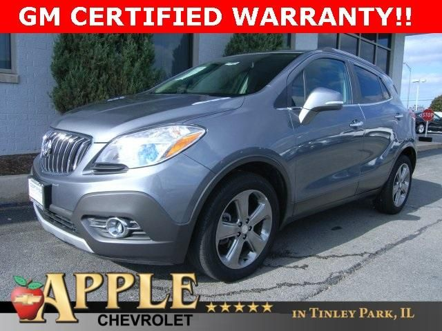 2014 Buick Encore For Sale In Tinley Park Kl4cjbsb3eb701738 Apple Chevrolet Buick Buick Encore Chevrolet