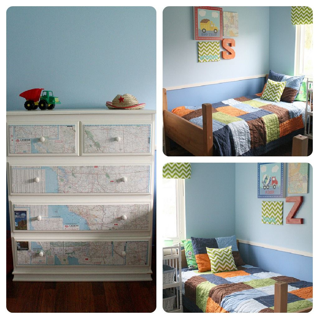 Boys Bedroom Decor Ryan S Room From Diy Projects For Your