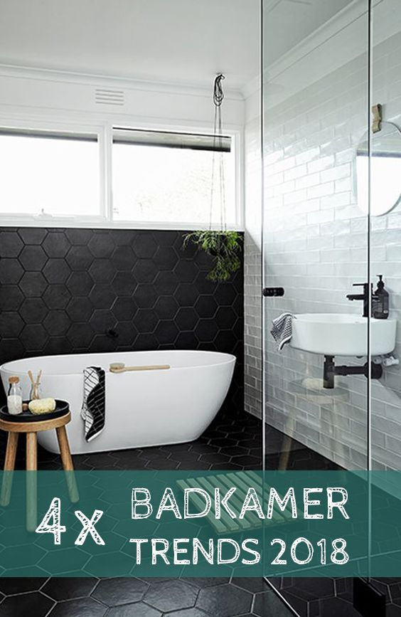 De mooiste Badkamer ideeën 2018 vind je op wonderewoonwereld.nl ...