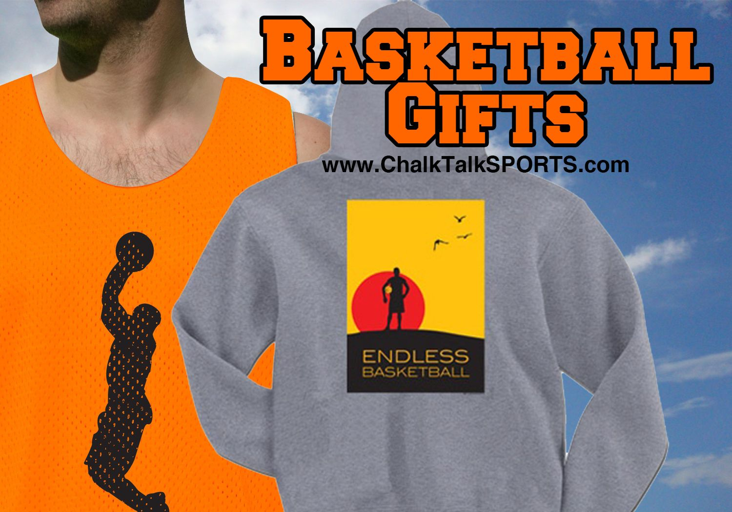 Have a friend or family member obsessed with basketball? Is it you? Well treat them or yourself to some cool custom basketball merch from Chalk Talk Sports! Perfect for holidays, birthdays or just for a every day treat!