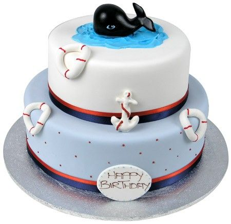 A Whale in the Water Cake $160