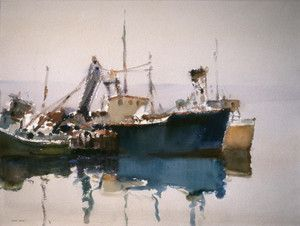 American Watercolor Painters | American Watercolor Society 142nd International Exhibition ...