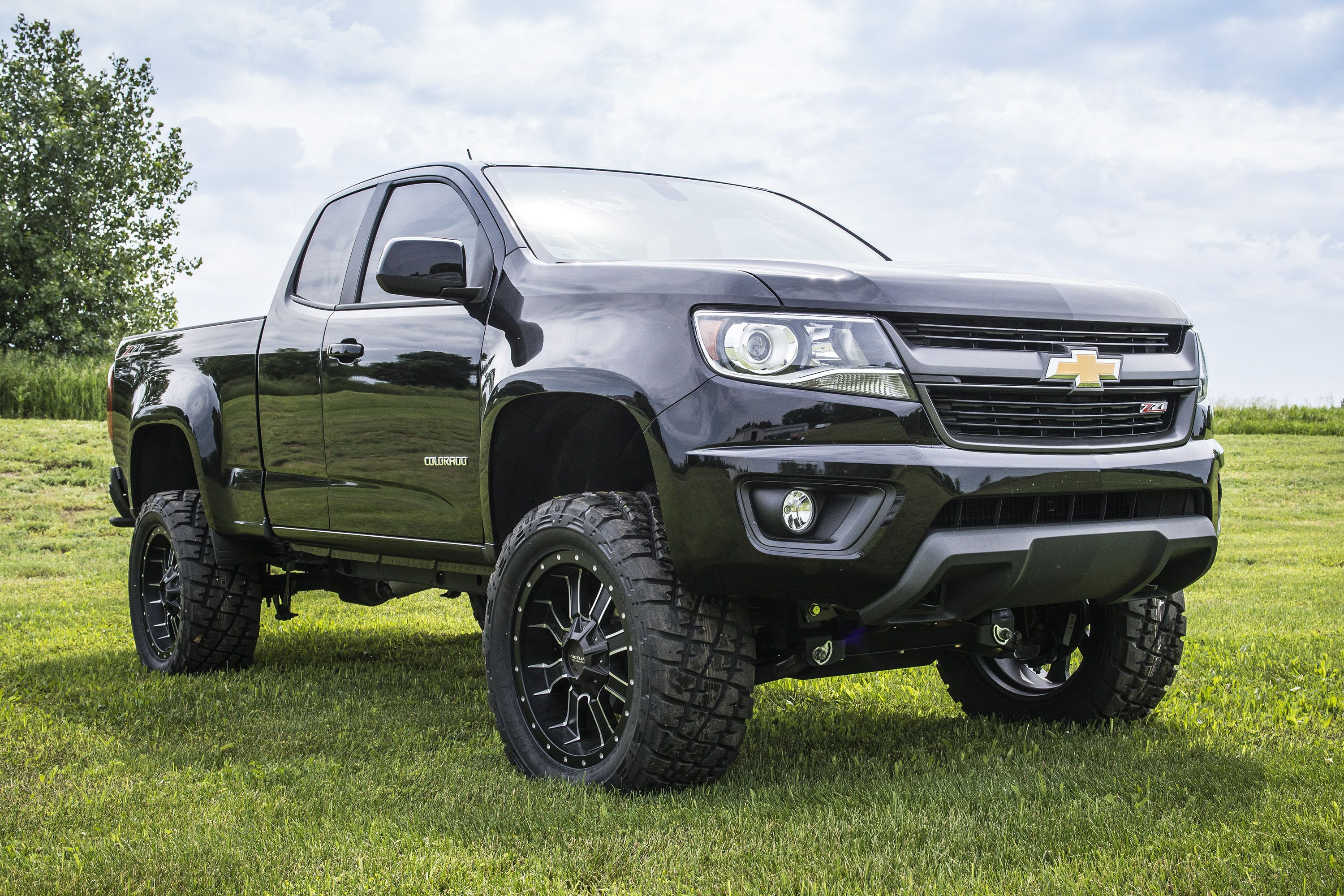 chevy trucks 2015 lifted. 2015 chevy colorado w zone lift kit and trucks lifted